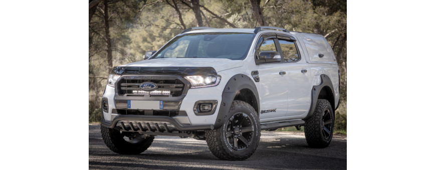 Ford Ranger Suspension Lift Kit Reinforced