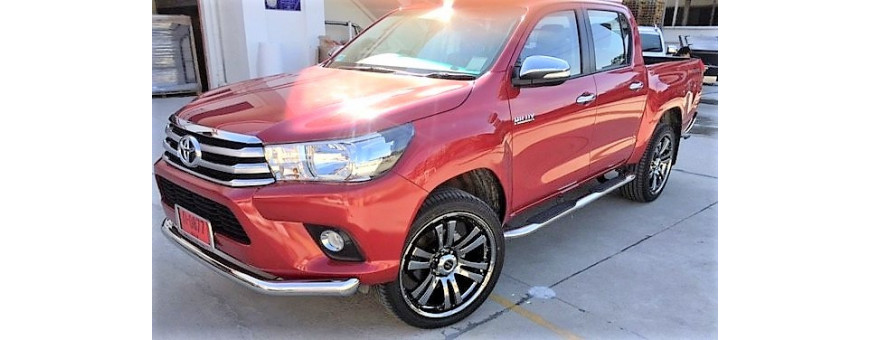 Toyota Hilux Walkers