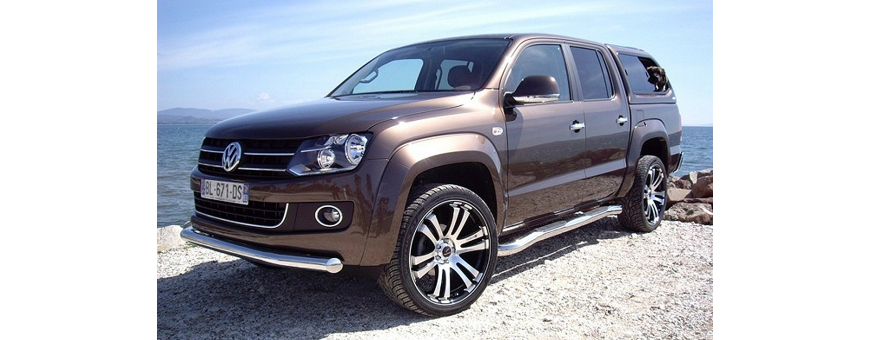 Protection Pare Shock Volkswagen Amarok
