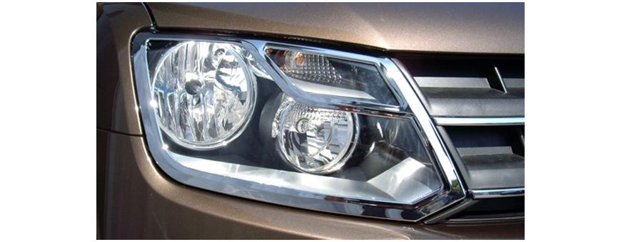 Enjoliveurs Volkswagen Amarok