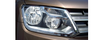 Volkswagen Amarok Headlights and Taillights Covers