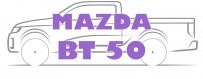 Accessoires Mazda BT 50