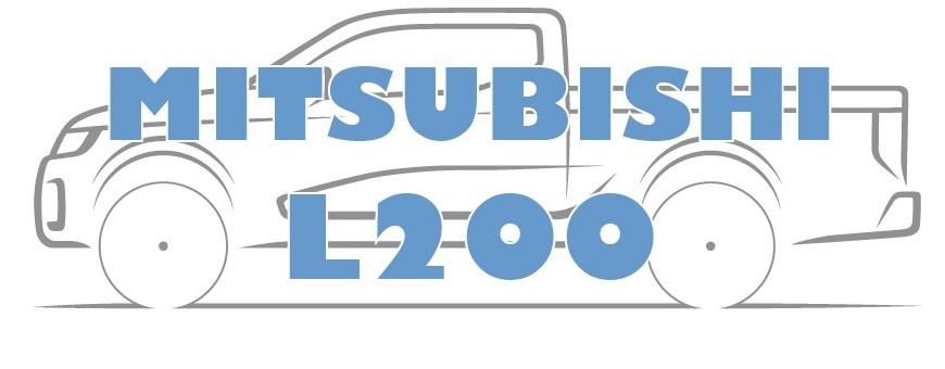 Mitsubishi L200 accessories