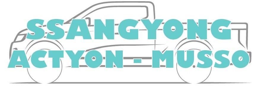 Accessoires Ssangyong Actyon et Musso