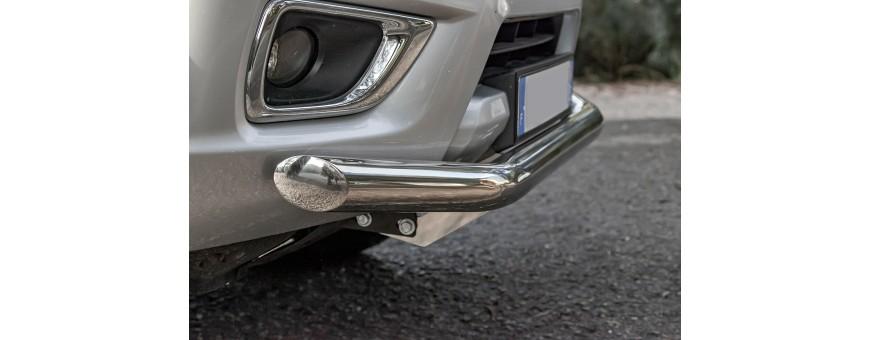 Nissan Navara Shock Pare Protection