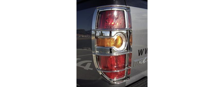Feux et Phares Mazda BT 50