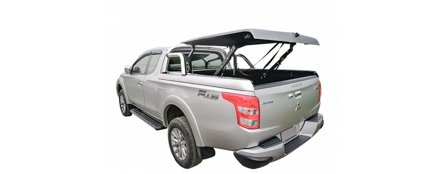 Mitsubishi L200 Deck Cover