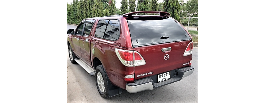 Hard Top Mazda BT-50