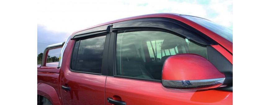 Volkswagen Amarok Wind Deflectors