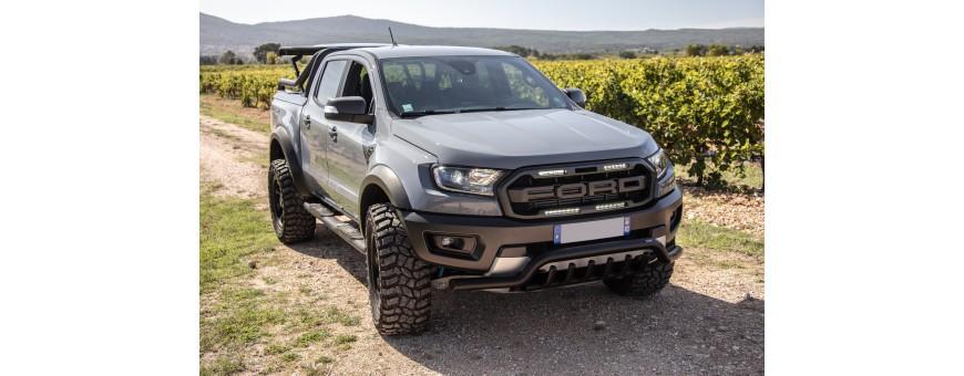 LED - Phares - Feux Ford Ranger