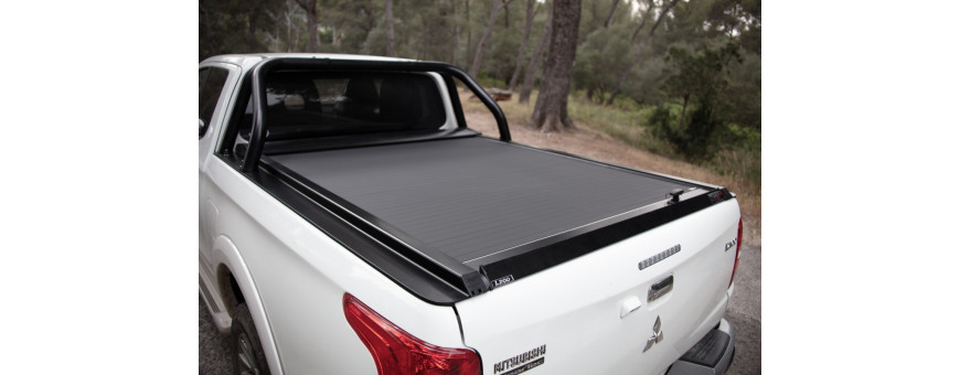 Fiat Fullback Deck Cover