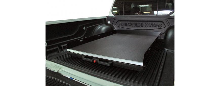 Fiat Fullback Slinding Bed Tray
