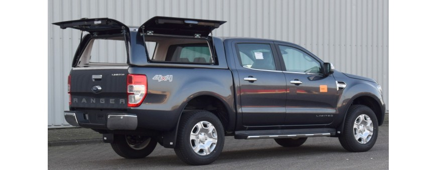 Hard-Top Ford Ranger - Force E