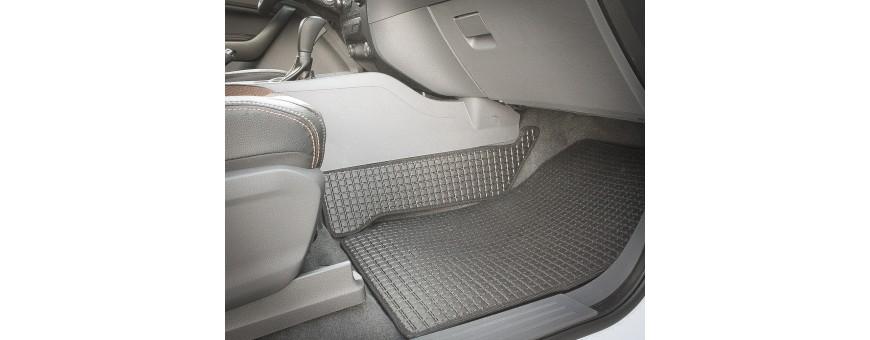 Volkswagen Amarok carpet