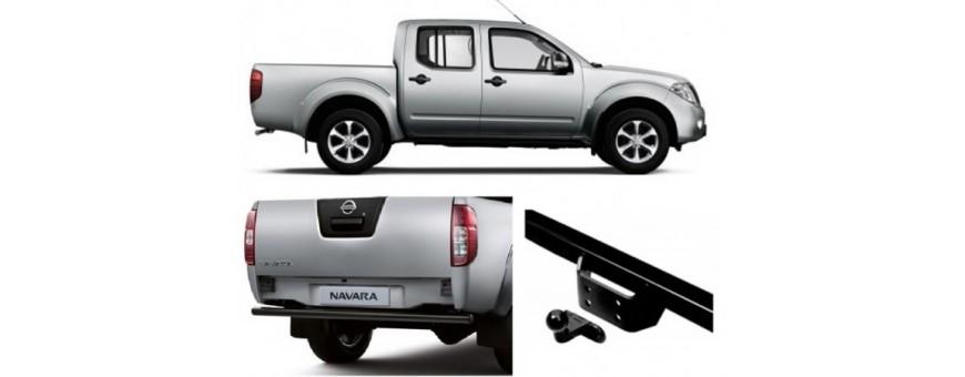 Nissan Navara hitch