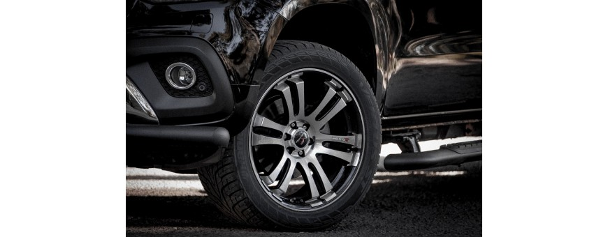 Mercedes X-Class rims