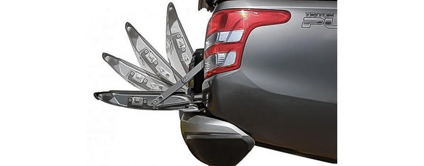Fiat Fullback Tailgate Assist