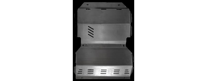 Volkswagen Amarok Engine Protections - Under Body