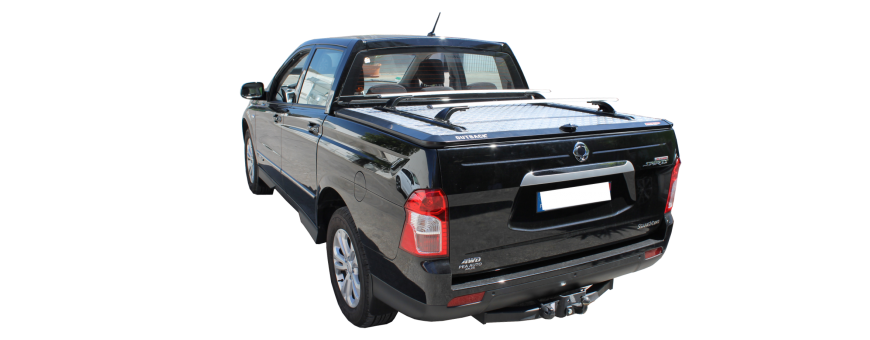 Ssangyong Actyon accessories