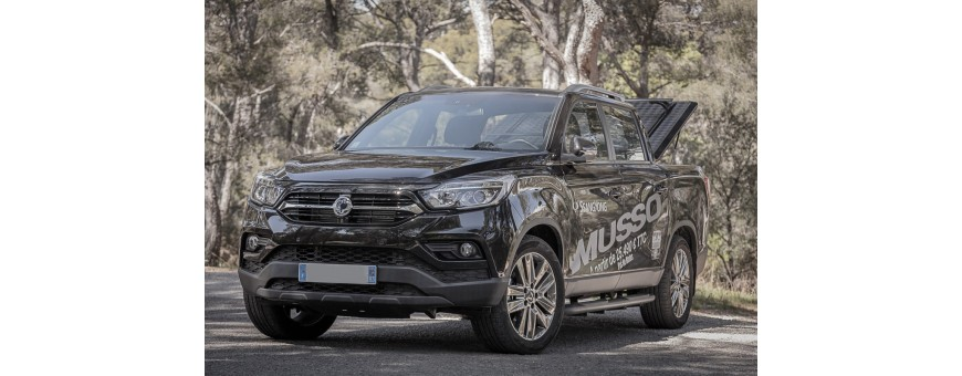 Accessories Ssangyong Musso