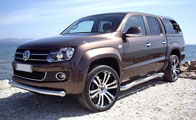 PROMOS -50% PROTECTIONS PARE-CHOCS AMAROK